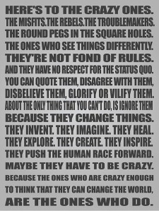 Crazy-Ones-Steve-Jobs-Picture-Quote