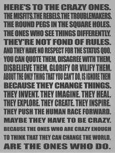 Crazy-Ones-Steve-Jobs-Picture-Quote
